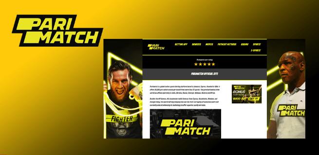 Parimatch support service
